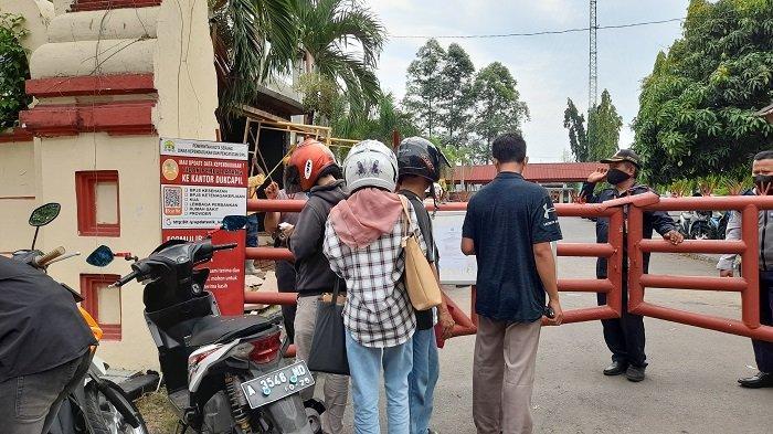 Disdukcapil Kota Serang Terapkan Pengurusan Dokumen Kependudukan Secara Online