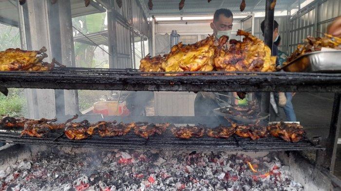 Rekomendasi Tempat Makan Enak di Kota Serang: Warung Ayam Bakar Hilmi, Harga Mulai Rp 45 Ribu