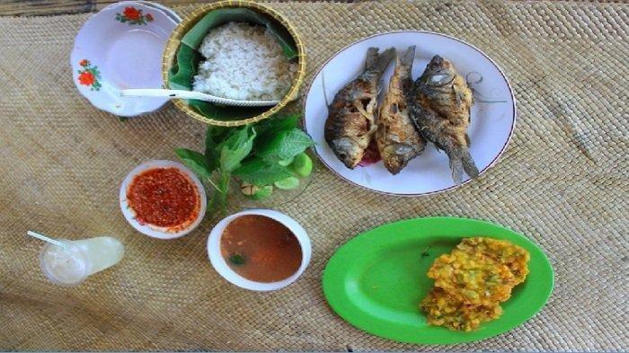 Pecinta Kuliner, Kunjungi Warung Pecak Duren, Sajikan Santapan Tradisional Khas Sunda
