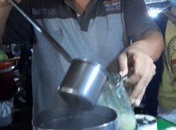 Pedagang Wedang Jahe di Ibin Kabupaten Serang Penjualannya Naik, Satu Hari Mampu Menjual 180 Liter