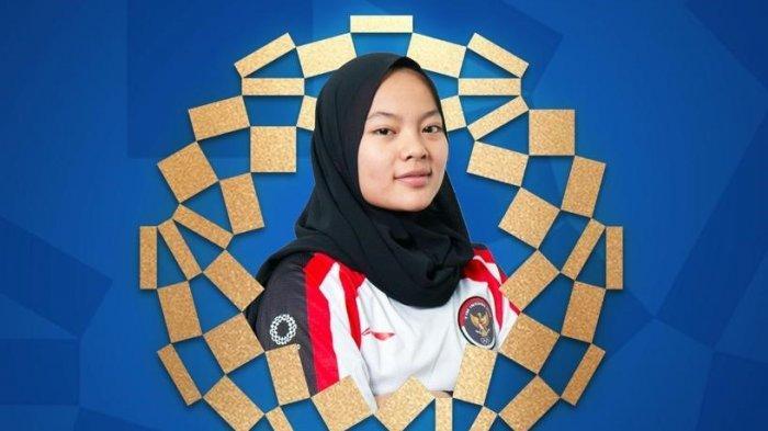 Profil Singkat Windy Cantika Aisah, Mengangkat Total 194 Kg, Peraih Medali Perdana untuk Indonesia