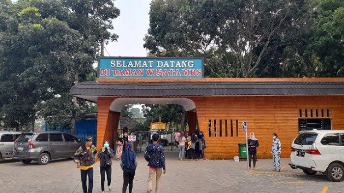 Taman Wisata Mahoni Berpotensi Jadi Pusat Penyebaran Covid, Pengelola: Wisatawan Sudah Diimbau