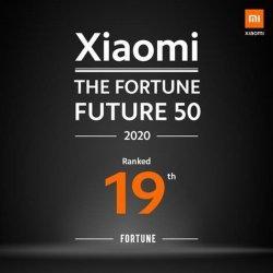 Karyawan 18.000 Orang dan Catat Pendapatan 33 Miliar dolar AS, Xiaomi Masuk Fortune Future 50