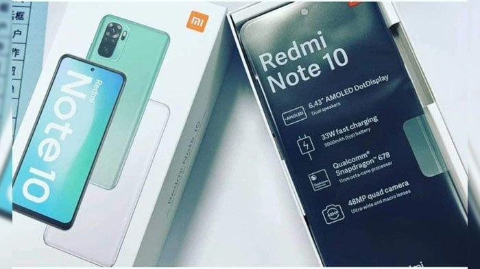Spesifikasi Redmi Note 10 Bocor di Internet, Diprediksi Gunakan Snapdragon 678