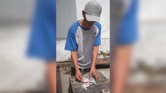 Yadi Kaget Dapat Domba dari Polisi untuk Kurban, Awalnya Hendak Berkurban Tapi Uangnya Dimakan Rayap