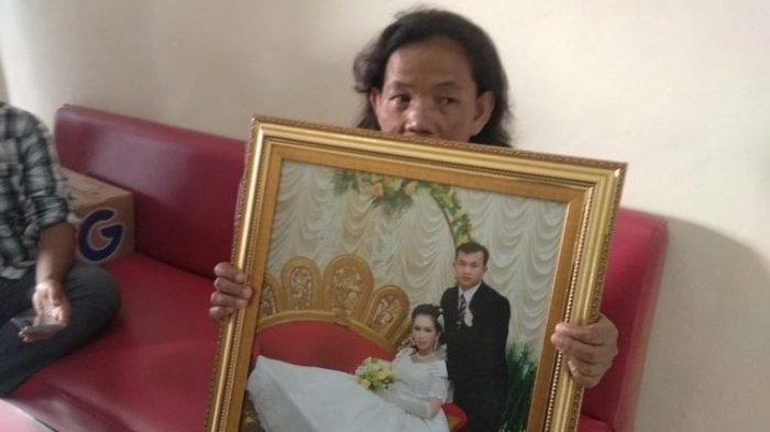 Bayi 11 Bulan Korban Sriwijaya Air Teridentifikasi, Gagal Beri Kado Ayah yang Sudah Lama Tak bertemu