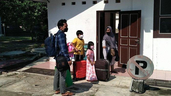 11 ASN di Kudus dan Keluarganya Berangkat ke Asrama Haji Donohudan Boyolali, Jalani Isolasi Covid