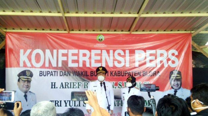 99 Hari Kerja Bupati Blora Arief Rohman: Bangun MPP Hingga Ngantor di Rumah Sakit