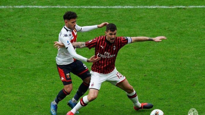 AC Milan Jadi Tim Tersubur di Serie A Setelah Lockdown, Pertanda Masa Kejayaan Akan Kembali?