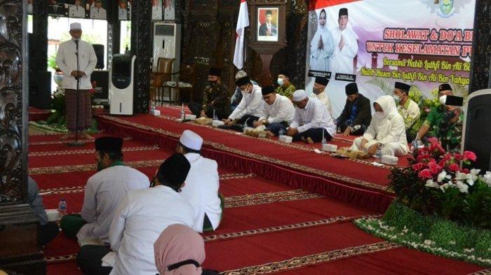 Gelar Selawat dan Doa Bersama, Bupati Purbalingga Minta Ulama Doakan Kelancaran Pemerintahan