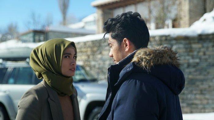 Ini Sapaan Spesial Acha Septriasa Selama di Azerbaijan, Saat Syuting Film Layla Majnun