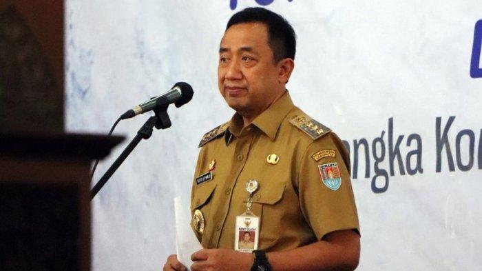 Bupati Cilacap Berurai Air Mata Ceritakan Adiknya, Helmi Bustomi Meninggal Karena Covid-19