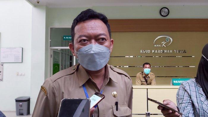 drg Agus Dwi Sulistyantono Jabat Plt Direktur Utama RSUD Kardinah Kota Tegal