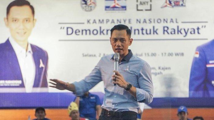 Partai Demokrat Digoyang Isu Kudeta, AHY: Melibatkan Pejabat di Lingkaran Presiden Joko Widodo
