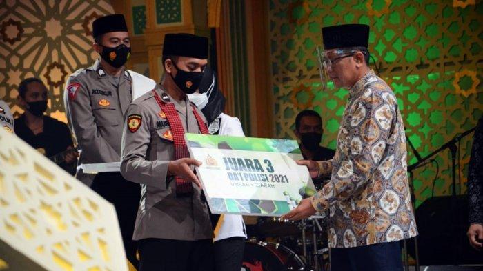 Mengenal Aipda Musakir, Juara 3 Dai Polisi 2021 Asal Sawangan Kebumen