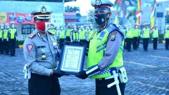 Kisah Polisi Diganjar Umroh Gratis Berkat Aksinya di Masa Pandemi