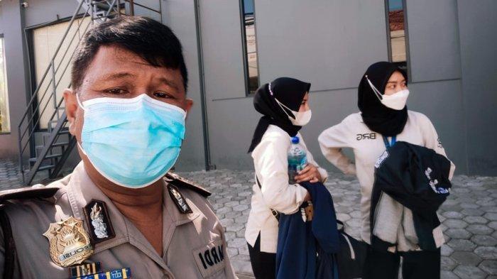 Cerita Aiptu Sudardi di Semarang, Kawal Wanita Hamil Menuju Rumah Sakit, Terobos Penyekatan