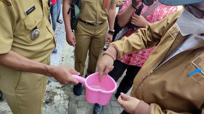 Viral, Air PDAM Bercampur Lumpur Hitam di Sokaraja Banyumas, Warga Sebut Sudah Dua Tahun Ini