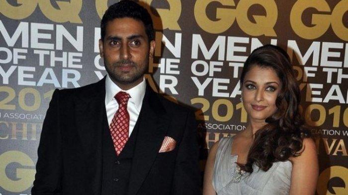 Bintang Bollywood Aishwarya Rai Positif Covid-19, Sebelumnya Suami dan Ayah Mertua