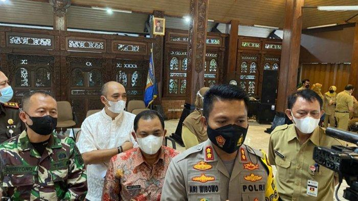 Kabupaten Semarang Risiko Zona Merah Covid-19, Kegiatan Berpotensi Kerumunan Bakal Dibubarkan