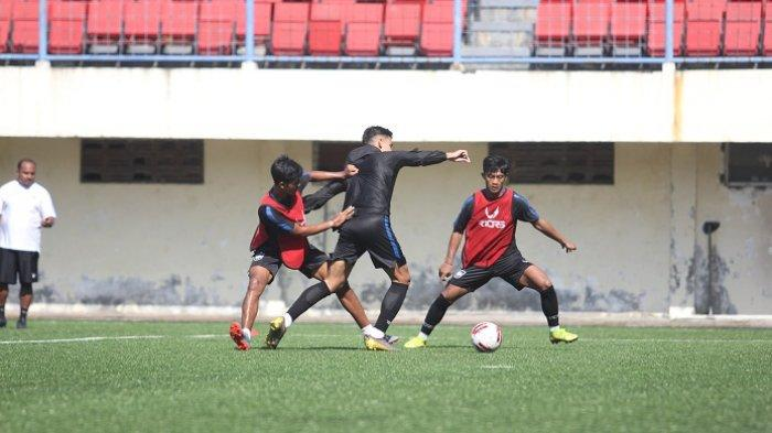 Skuad PSIS Semarang Matangkan Taktikal, 5 Hari Jelang Laga Perdana Piala Menpora