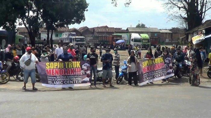 Parwito Siap Ditembak Mati, Pedagang Tolak Alih Fungsi Pangkalan Truk Jadi Islamic Center Batang