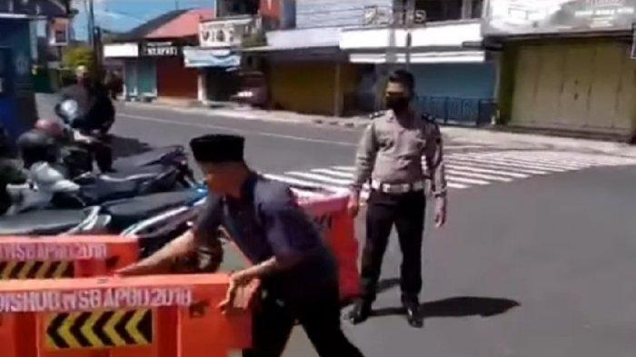 Viral Tukang Jahit Ngamuk, Bongkar Blokade Jalan di Wonosobo, Keluarga: Maaf, Tukijo Alami Depresi