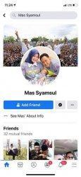 Wakil Bupati Cilacap Lapor Polisi, Beredar Akun Facebook Palsu Mengaku Dirinya Meminta Uang