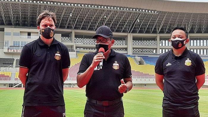 Ternyata Karena Satu Alasan Ini, Bhayangkara FC Tinggalkan PTIK Jakarta, Pilih Boyongan ke Solo