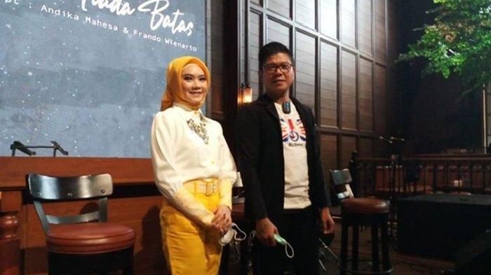 Impian Bikin Label Musik Akhirnya Terwujud, Andika Mahesa Kenalkan Babang Tamvan Records