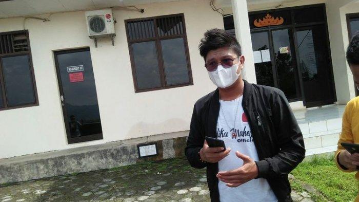 Andika 'Kangen Band' Benarkan Mantan Istrinya Ditangkap Polisi, Terjerat Kasus Narkoba di Lampung