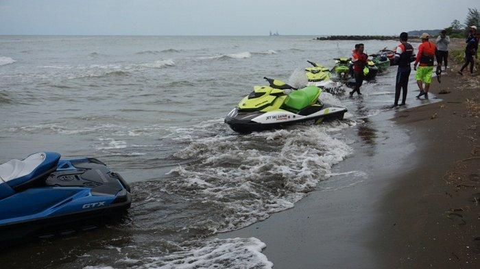 Tak Lama Lagi, Pantai Sigandu Batang Bakal Dilengkapi Wahana Wisata Air Jetski
