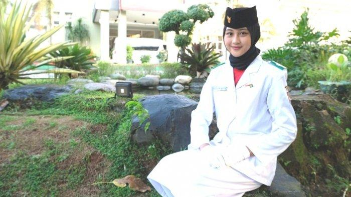 Nabila, Siswi SMAN 1 Boja Kendal Bergabung di Paskibraka Nasional: Tiap Hari Latihan Fisik 1-1,5 Jam