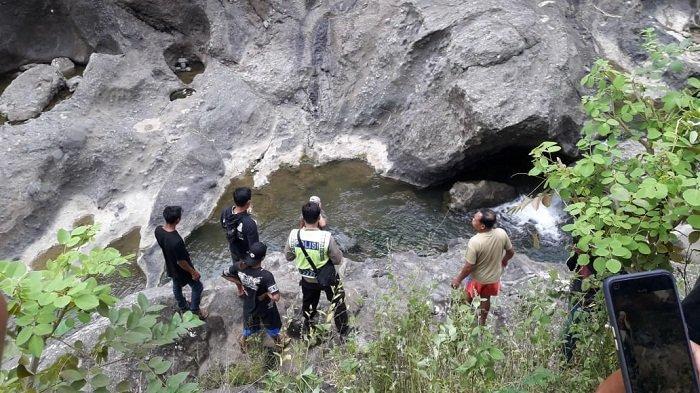 Warga Temukan Mayat Tenggelam di Sungai Kalianget Kebumen, Berawal dari Curiga Ada Motor Terparkir