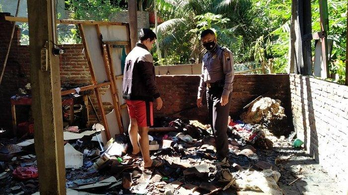 Rumah di Kalirancang Kebumen Terbakar, Api Diduga dari Tungku saat Memanaskan Sayur untuk Sahur