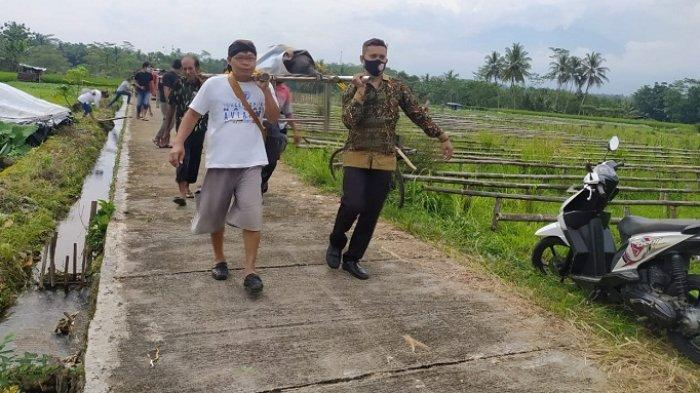 Pamit Cari Bengkoang, Marsiyah Ditemukan Tak Bernyawa di Saluran Irigasi di Bojongsari Purbalingga