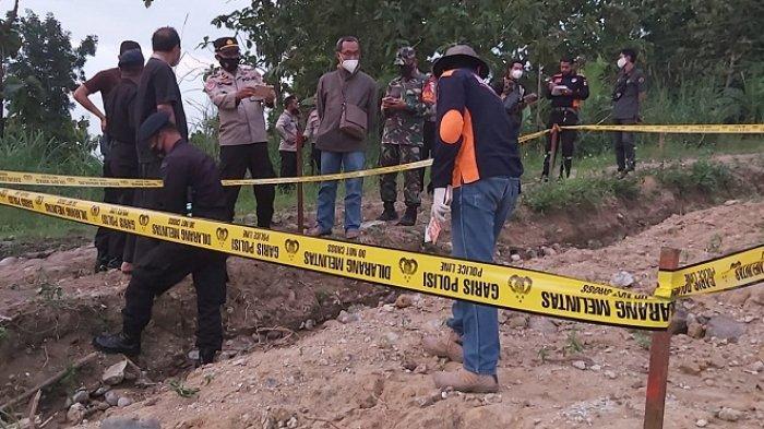 Mortir Aktif Ditemukan di Perumahan Bukit Manyaran Permai Semarang, Diduga Peninggalan Belanda