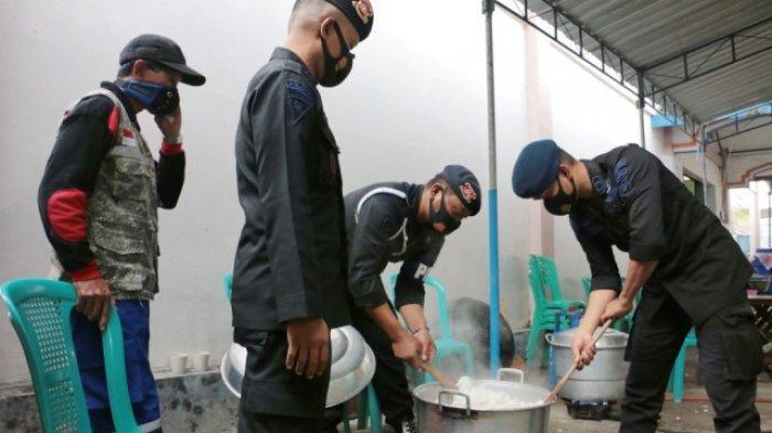 Satgas Penanganan Covid-19 Magelang Minta Donatur Tak Sumbang Nasi Bungkus ke Pengungsi Merapi
