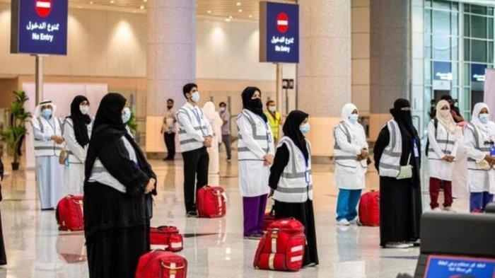 Varian Baru Virus Corona Muncul di Eropa, Arab Saudi Tutup Sementara Penerbangan Internasional