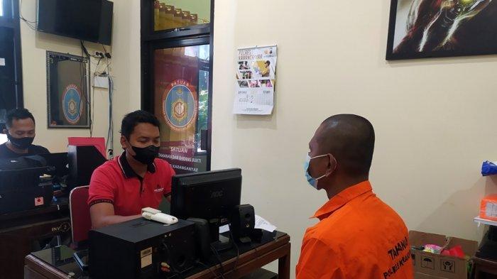 Antok Gagal Dapat Ganti Uang Talangan Beli Sabu, Ditangkap Polisi di Palur Karanganyar
