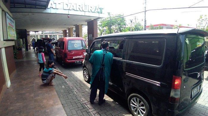 Tiga Rumah Sakit di Kota Semarang Mulai Layani Pasien Covid-19 dari Kudus, Kapasitas Masih Mencukupi