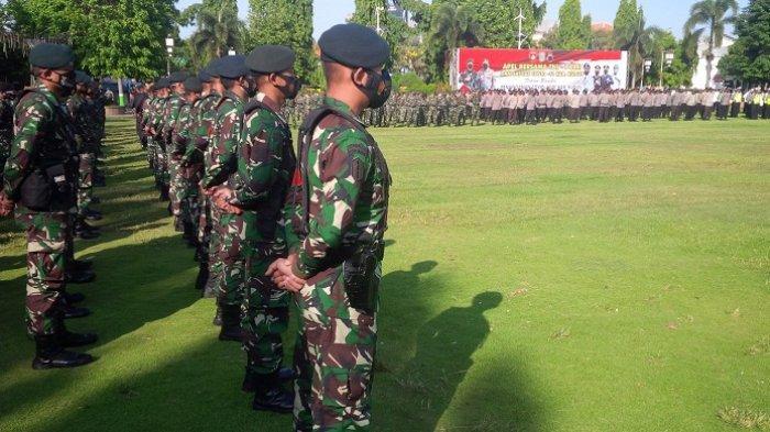 7 TNI Diterjunkan di Setiap Desa Berstatus Zona Merah di Kudus, Ingatkan Warga Terapkan Prokes