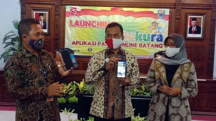 Belanja Kebutuhan Apapun Kini Cukup Pakai Aplikasi Dotukura, Tahap Awal Ada di Pasar Batang