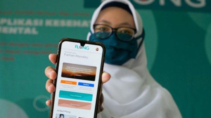 Bikin Aplikasi Plong, Dua Pelajar Asal Bandung Ini Terinspirasi Rekannya yang Depresi