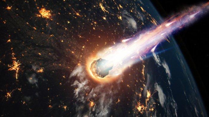 Melihat Tanda-tanda Ini, Lapan Menduga Suara Dentuman di Buleleng Bali Terjadi Akibat Asteroid Jatuh