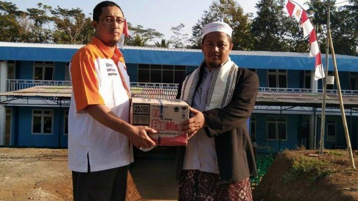 Jalankan Program MakGiz, Yayasan JBB Bantu Asupan Gizi Penghafal Quran di Banjarnegara