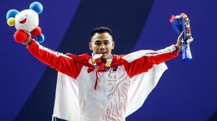 Selamat! Atlet Angkat Besi Eko Yuli Irawan Raih Perak di Olimpiade Tokyo, Medali Kedua Indonesia