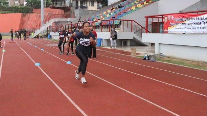 Menuju Porprov Jateng 2022, 350 Atlet KONI Kota Semarang Mulai Jalani Tes Fisik