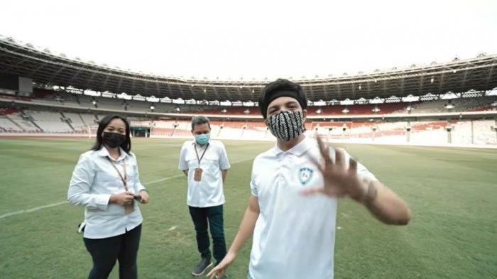 Atta Halilintar dan Aurel Hermansyah Bakal Menikah di Stadion GBK Senayan Jakarta