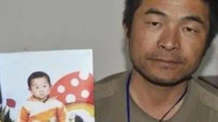 Cari Putranya 24 Tahun, Ayah di China Temukan Putranya yang Hilang Diculik saat Umur 2 Tahun